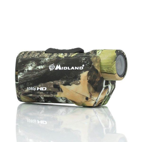 Midland XTC285 asekamera camo 1080p FullHD