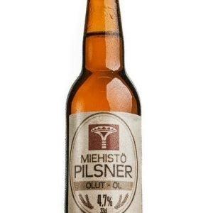 Miehistö Pilsner olut