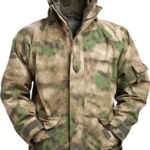 Mil-Tec ECWCS-takki irroitettavalla fleece-vuorilla MIL-TACS FG