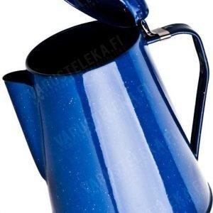 Mil-Tec kahvipannu sininen emaloitua terästä