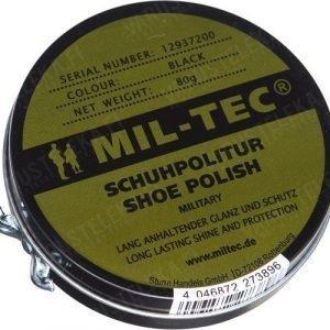 Mil-Tec kenkälankki musta 80 grammaa
