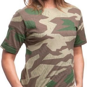 Mil-Tec maastokuvioitu T-paita Splintertarn tyttökuvalla