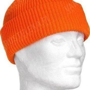 Mil-Tec neulepipo akryyliä oranssi