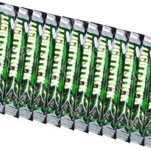 Mil-Tec valotikku 150 x 15 mm 12-pack