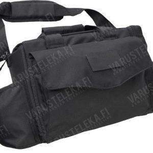 Mil-Tec vartijalaukku musta