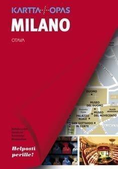 Milano kartta + opas