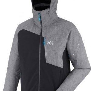 Millet Cypress Mountain Jacket Musta/harmaa L