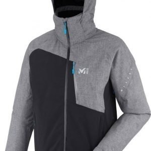 Millet Cypress Mountain Jacket Musta/harmaa XL