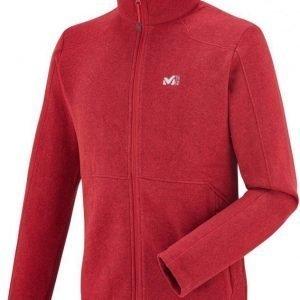 Millet Hickory Fleece Jacket Dark red L