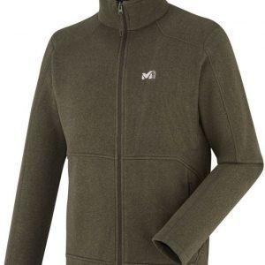 Millet Hickory Fleece Jacket Tummanvihreä M