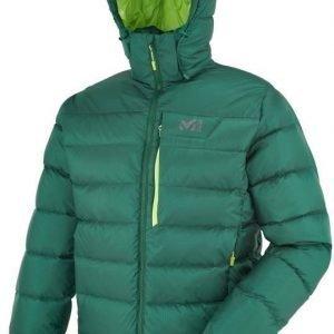 Millet K Expert Down Jacket Tummanvihreä S