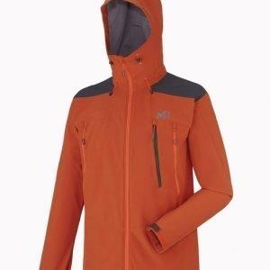 Millet K Shield Jacket Rust L