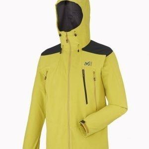 Millet K Shield Jacket Vaaleanvihreä M