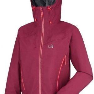 Millet Kamet LD GTX Jacket Tummanpunainen XS