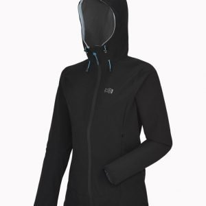 Millet LD Kamet Shield Hoodie Musta S