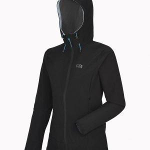 Millet LD Kamet Shield Hoodie Musta XL