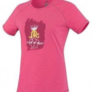 Millet LD Queen of rocks ts Pink L