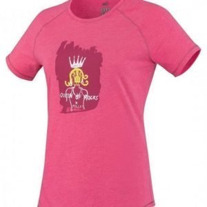 Millet LD Queen of rocks ts Pink XS
