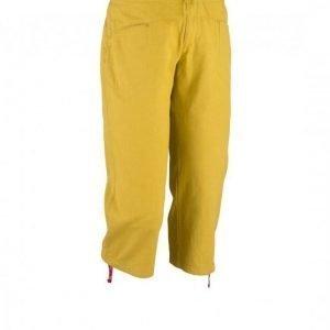Millet LD Rock Hemp 3/4 Pant Keltainen 42