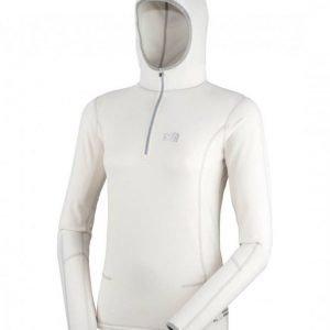 Millet LD Tech Stretch Hoodie Valkoinen S