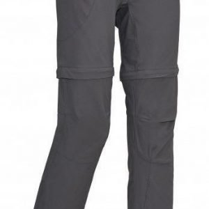 Millet LD Trekker Stretch Zip Off Pant Dark grey 44