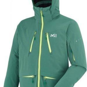 Millet Magic Stretch Jacket Vihreä L