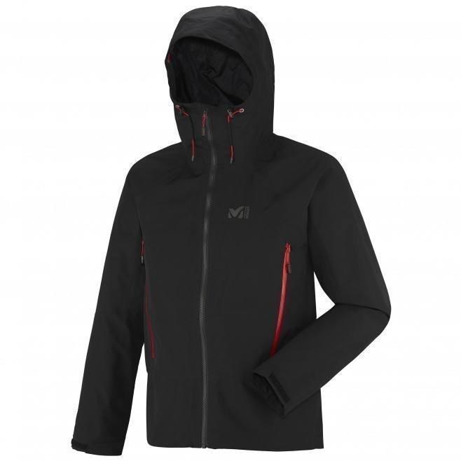 Millet Peak GTX Jacket Musta XL