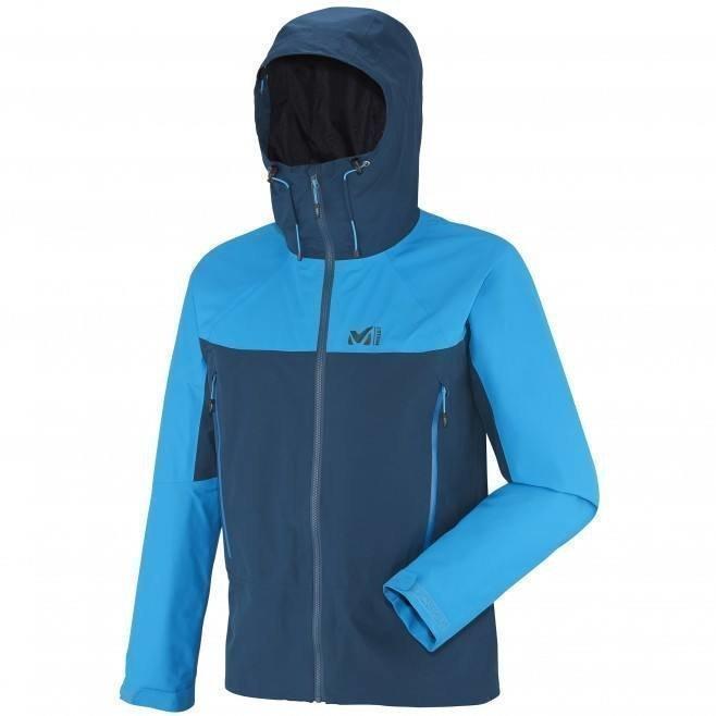 Millet Peak GTX Jacket Sininen XL