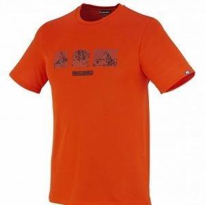 Millet Summit TS SS Oranssi XL