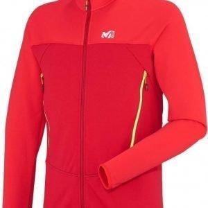 Millet Technostretch Jacket Punainen L