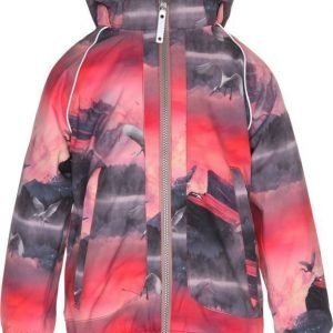 Molo Cathy Jacket Pink Mountain 140