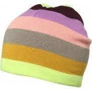Molo Colder Beanie Girly Rainbow 6-8