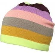 Molo Colder Beanie Girly Rainbow 6-8