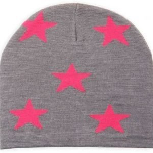 Molo Colder Beanie Vaaleanpunainen 9-12