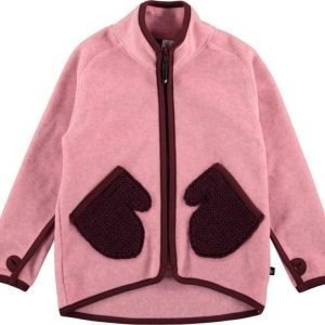 Molo Ushi Fleece Pinkki 110