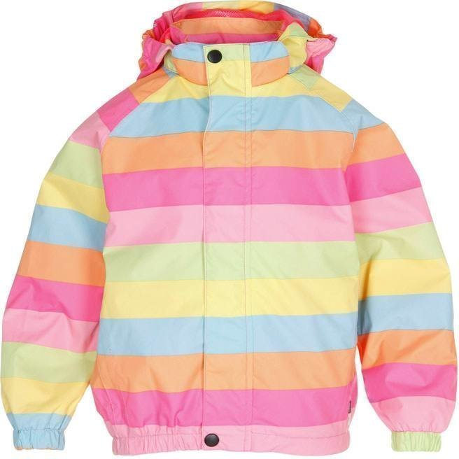 Molo Waiton Jacket Girly Rainbow 140