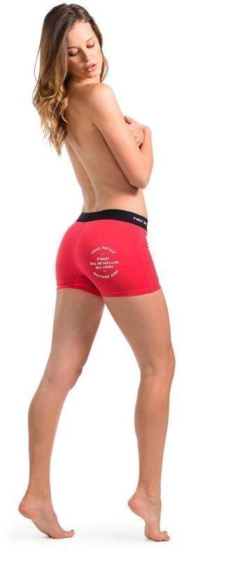 Mons Royale Hannah Hot Pant Pink S