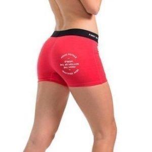 Mons Royale Hannah Hot Pant Pink XS