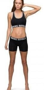 Mons Royale Hot Pant Musta L