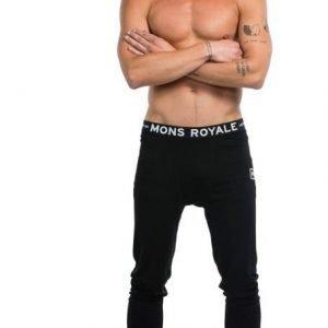 Mons Royale Shaun-Off 3/4 Long John Musta XL