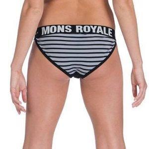 Mons Royale Sports Bra Musta XS
