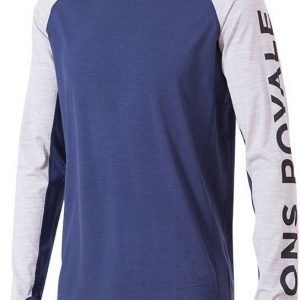 Mons Royale Supa Tech LS Navy S