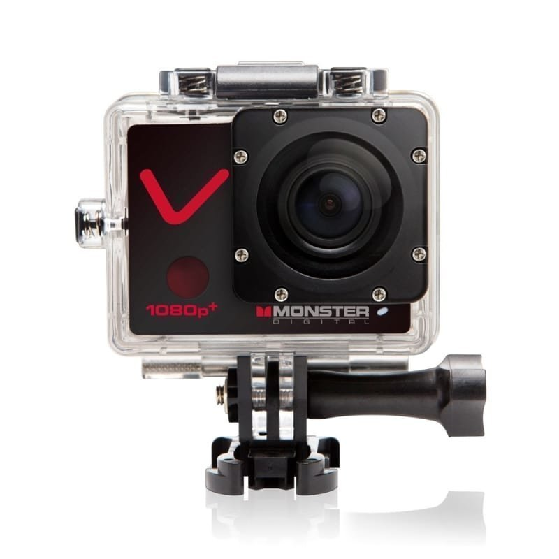 Monster Digital Actioncam 1080p+ 1SIZE Nocolor