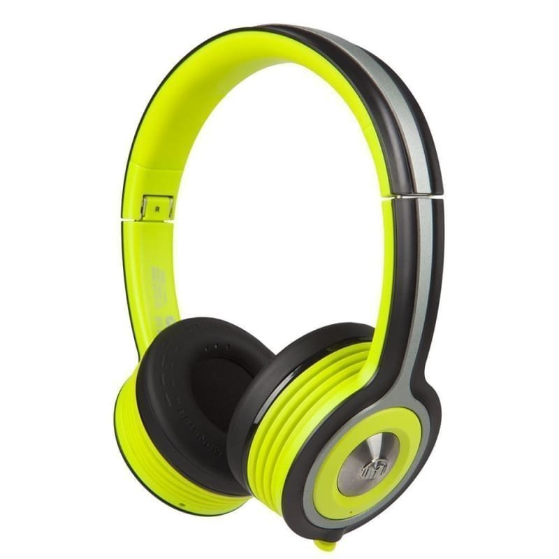 Monster Digital iSport Freedom Wireless On-Ear Headphones 1SIZE Green