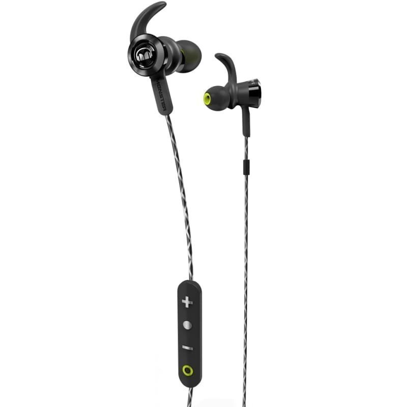 Monster Digital iSport Victory Wireless In-Ear Headphones 1SIZE Black