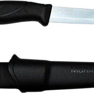 Mora Companion Musta