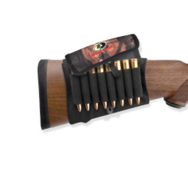 Mossy Oak kiväärin patruunatasku suojalla