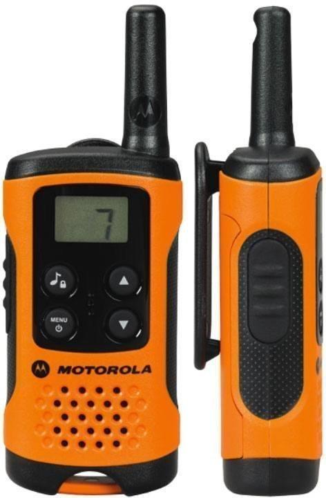 Motorola T41 PMR Oranssi