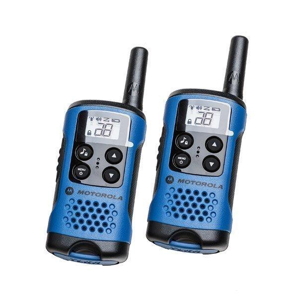 Motorola T41 radiopuhelin PMR446 2 kpl