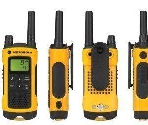 Motorola TLKR T80 Extreme Quad SET radiopuhelinsetti